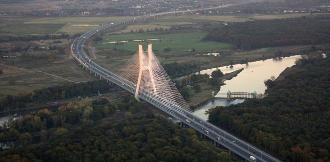 Autostrada A8, most Rędzinski