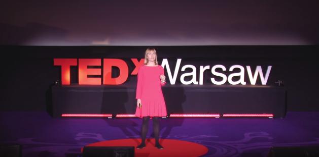 Kamila Staryga, TEDxWarsaw