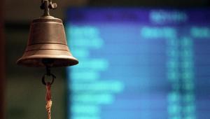 Dzwonek na GPW fot. Wojciech Rzazewski/Bloomberg News