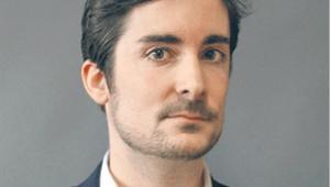 Samuel Carcanague, ekspert ds. Rosji iAzji Centralnej zInstytutu Stosunków Międzynarodowych iStrategicznych wParyżu fot. materiały prasowe