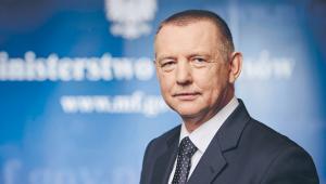 Marian Banaś szefuje Krajowej Administracji Skarbowej