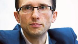 Przemysław Krawczyk, dyrektor departamentu kontroli i analiz ekonomicznych w Ministerstwie Finansów fot. Wojtek Górski