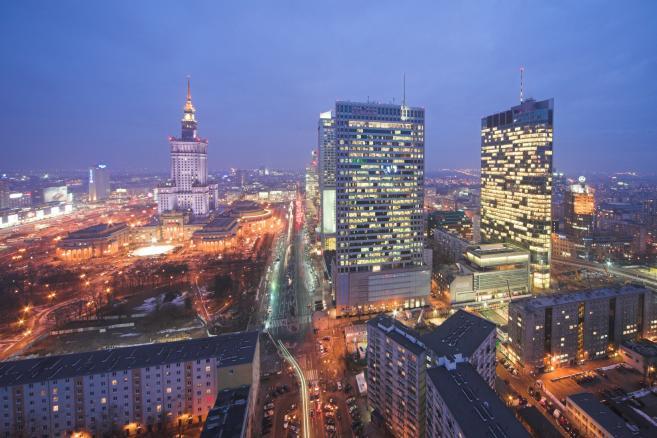 Biuro w centrum Warszawy. Dlaczego to miejsce tak przyciąga najemców?