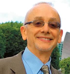Michael Bazyler, profesor prawa prowadzący sekcję naukową ds. Holokaustu i praw człowieka na Uniwersytecie Chapman fot. Materiały prasowe
