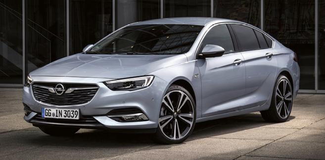 Opel Insignia fot. Materiały prasowe