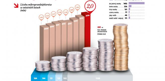 Mikroprzedsiębiorstwa w Polsce