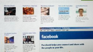 Strona internetowa Facebookar