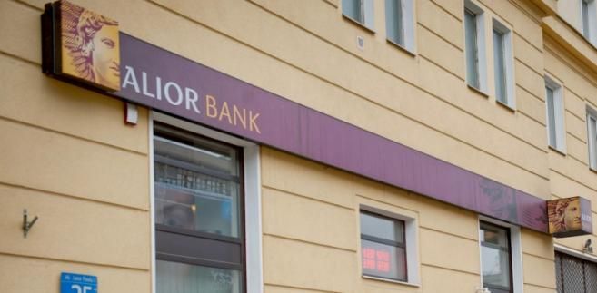 kantor Alior BAnk
