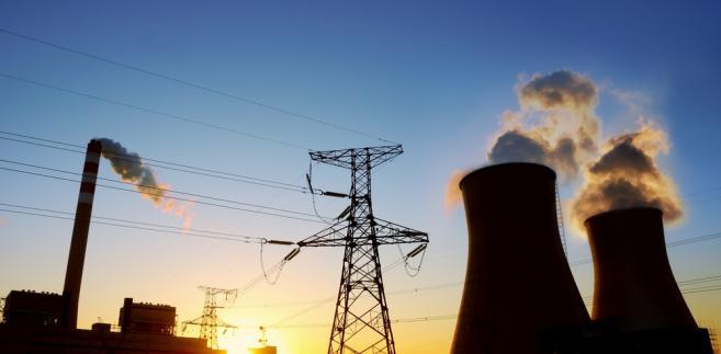 elektrownia, elektrociepłownia, fabryka, przemysł