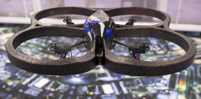 dron, technologie