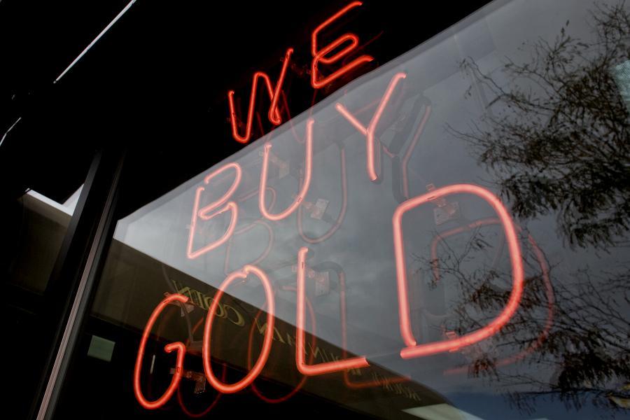 Kupujemy złoto