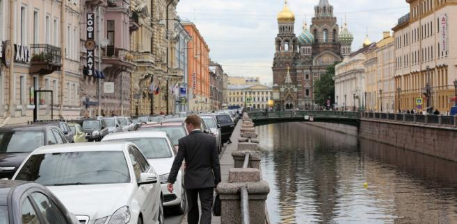 Petersburg, Rosja