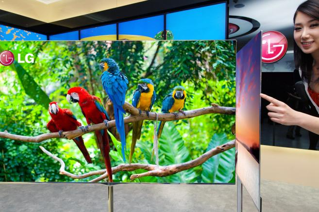 telewizor LG Ultra HD