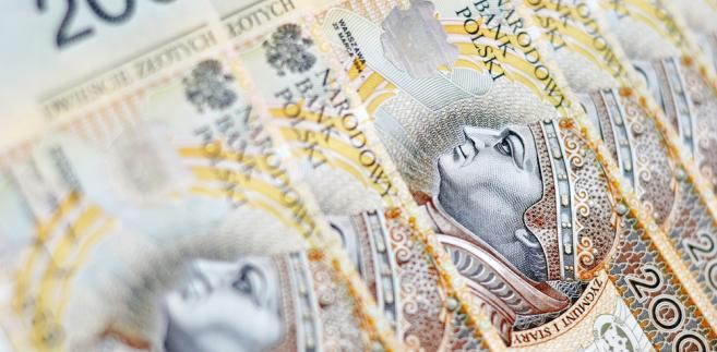 pieniądze, złotówki