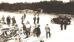 Otwarcie autostrady A8 we Włoszech 21 września 1924 roku, autor: Jaqen