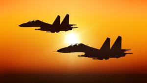 samolot, wojsko, myśliwiec