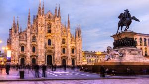 Katedra Duomo, Mediolan, Włochy