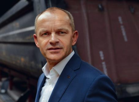 Mariusz Golec, prezes spółki Wielton
