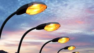 latarnie uliczne