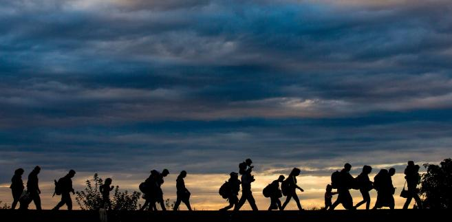 Uchodźcy