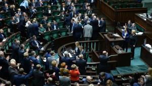 Krzywonos w Sejmie