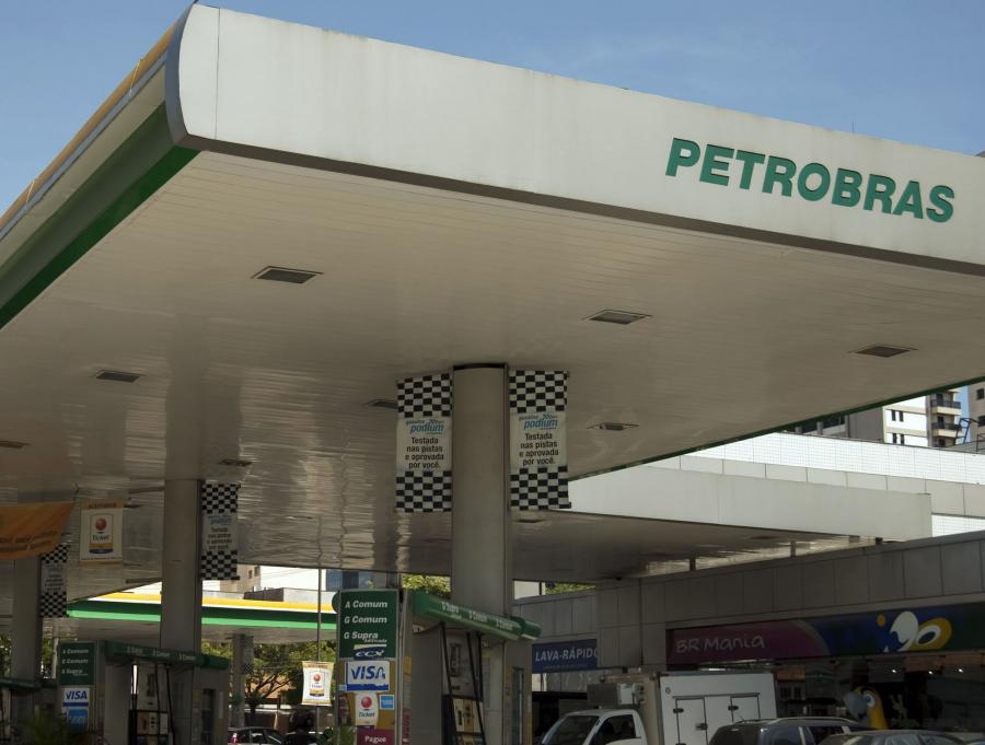 Na zdj. stacja benzynowa Petrobras w Sao Paolo.