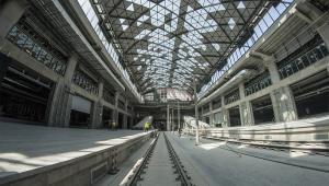 Łódź Fabryczna przed grudniowym otwarciem. Prace są zaawansowane w 97 proc.