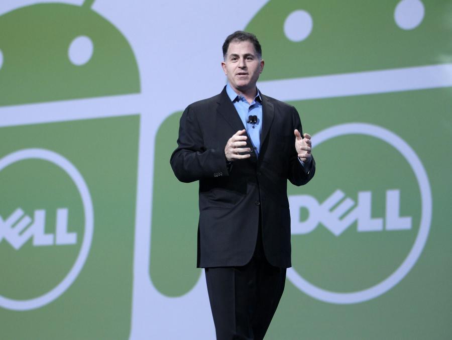 Michael Dell, prezes Della