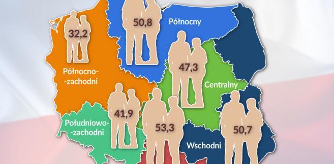 Poszukiwania pracy (graf. Obserwator Finansowy)