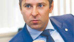 Karol Zarajczyk, prezes Ursusa fot. Wojtek Górski