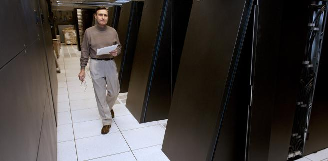 Superkomputer IBM Blue Gene