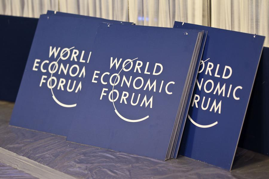 Przygotowania do Światowego Forum Ekonomiczne w Davos
