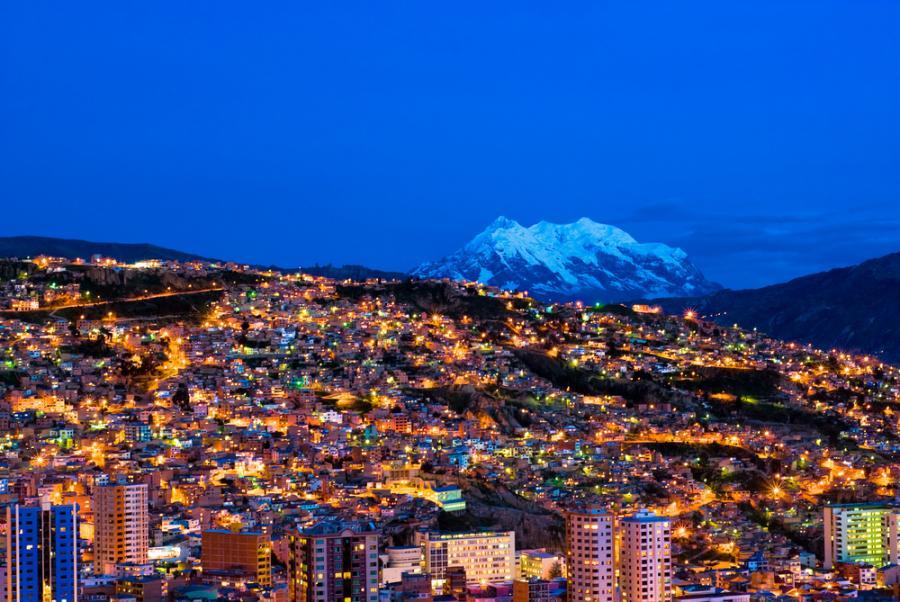 La Paz, Boliwia