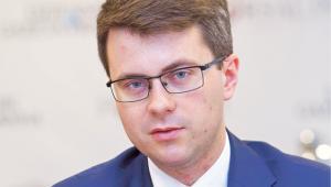 Piotr Müller, wiceminister nauki i szkolnictwa wyższego fot. Wojtek Górski