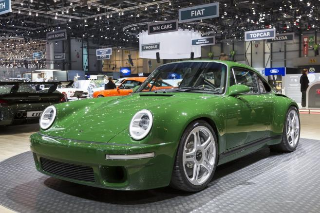 Ruf SCR na bazie Porsche 911