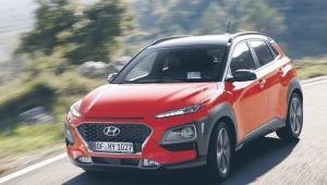Hyundai Kona 1,6 T-GDI 4WD fot. Materiały prasowe