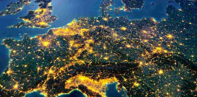 Ziemia - zdjęcie satelitarne