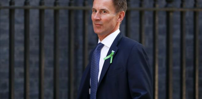 Jeremy Hunt, nowy minister spraw zagranicznych Wielkiej Brytanii