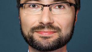 Patryk Filipiak doktor nauk prawnych, starszy partner w kancelarii Filipiak Babicz, specjalizujący się w prawie upadłościowym fot. Materiały prasowe