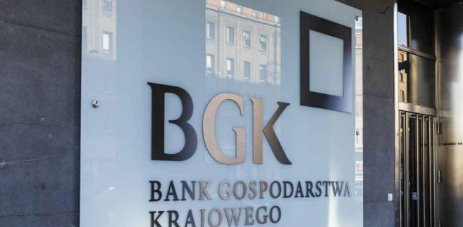 Bank Gospodarstwa Krajowego BGK