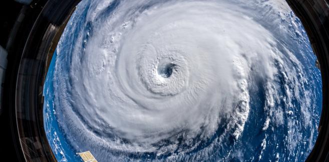 Huragan Florence w USA