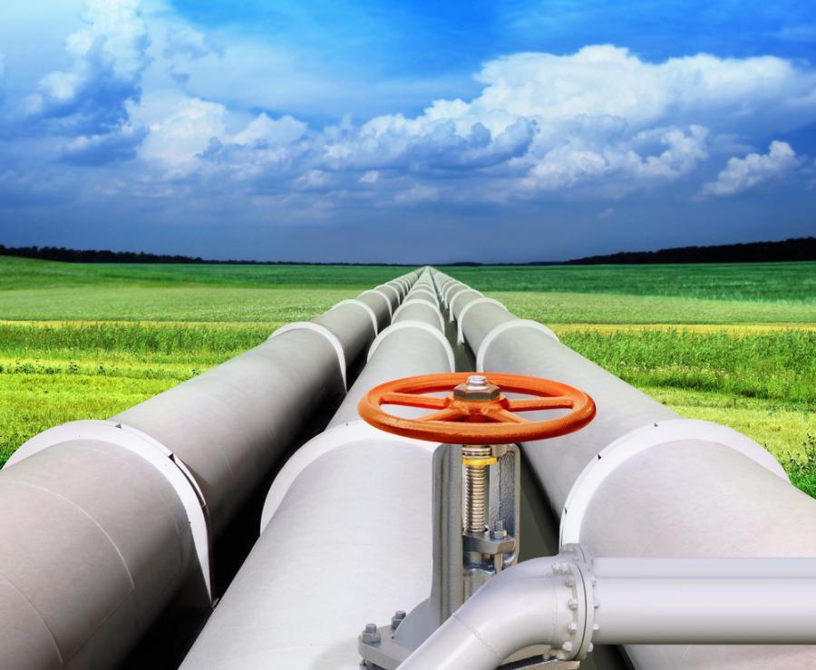 gaz ziemny, surowce, rurociąg, gaz