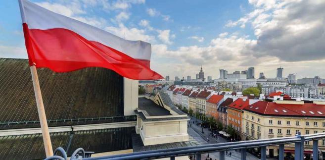 Polska, Warszawa