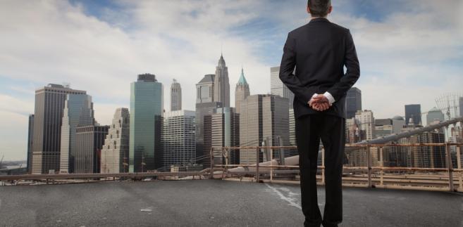 Biznesmen Fot. Shutterstock