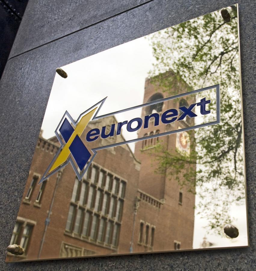 Giełda Euronext w Amsterdamie