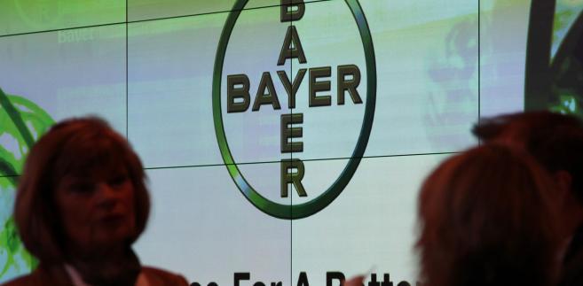 Logo firmy Bayer