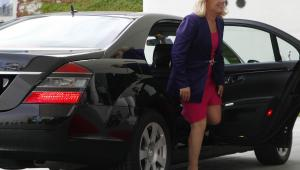 Iveta Radicova, premier Słowacji. Jej rząd nie uzyskał wotum zaufania 11 października 2011