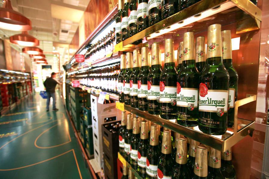 SABMiller produkuje też piwo Pilsner Urquell