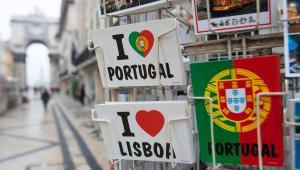 Pamiątki z Portugalii, fot. Mario Proenca/Bloomberg
