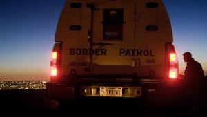 Amerykańska straż graniczna, przy granicy z Meksykiem